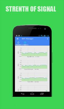 WiFi Manager Analyzer free screenshot 2