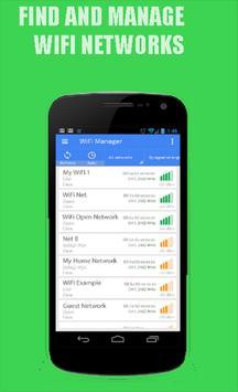 WiFi Manager Analyzer free screenshot 4