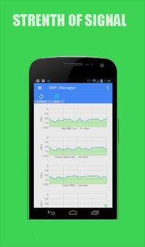 WiFi Manager Analyzer free screenshot 7