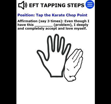 EFT Tapping Simulation apk screenshot