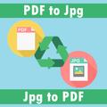 PDF to Jpg - Jpg to PDF Converter