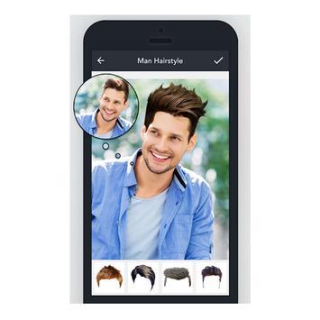 Haircuts poster