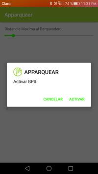 Apparquear screenshot 1