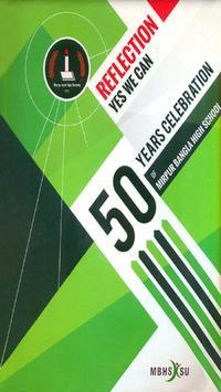 MBHSXSU Directory poster