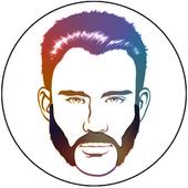 Beard Photo Editor-Hairstyle icon