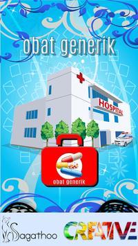 Obat Generik poster