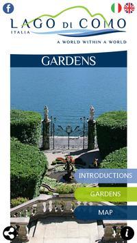 Gardens poster