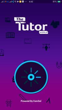 The Tutor World poster