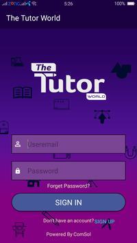 The Tutor World screenshot 2