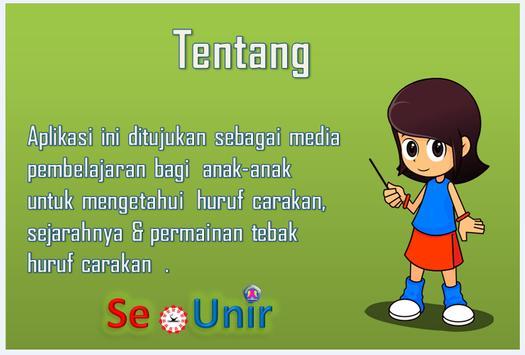 MaduraCarakan poster