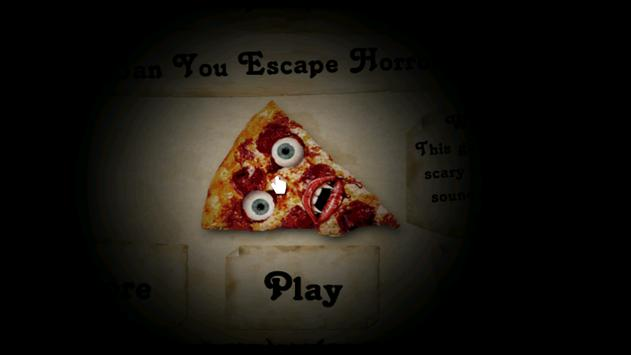 Can You Escape Horror Pizza poster