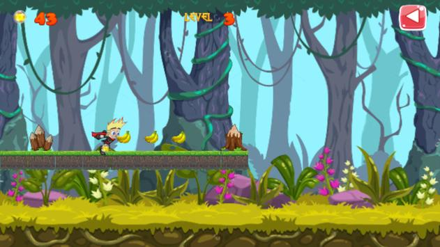 Johnny adventure  run apk screenshot