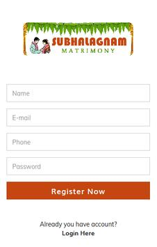 Subalagnam Matrimony poster