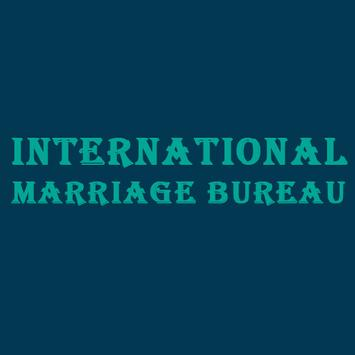 International Marriage Bureau poster