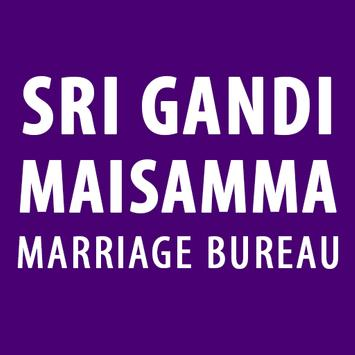 Sri Gandi Maisamma Marriage Bureau poster