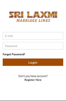 Sri Laxmi Marriage Lines apk screenshot