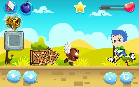 super guppies in jungle screenshot 1