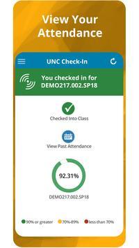 UNC Check-In screenshot 3