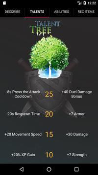 Pocket Guide of Dota 2 apk screenshot