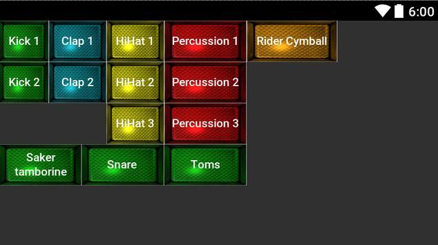Professional drums screenshot 7