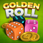 Golden Roll: The Dice Game icon