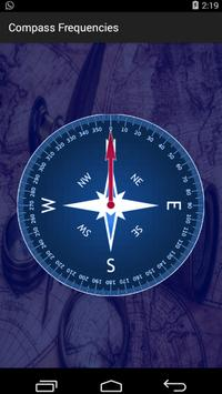 Compass Frequencies poster