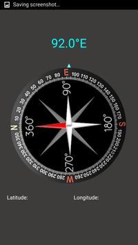 DIgital Compass Pro screenshot 2