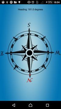 Simple Compass screenshot 2