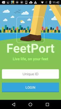 FeetPort [v1.9] (Archived) poster