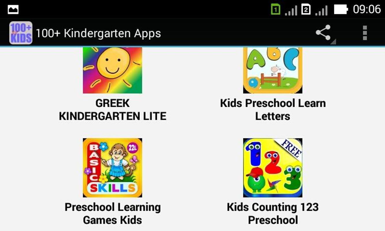 100 kindergarten apps apk baixar gr tis livros e - Kinderapps gratis ...