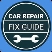 Auto Repair Guide - Car Problems & Repair Manual icon