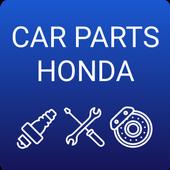Car Parts for Honda Parts Catalouge icon