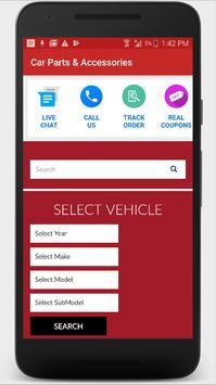 Car Parts for Honda Parts Catalouge screenshot 1