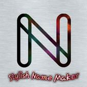 Stylish Name Maker icon