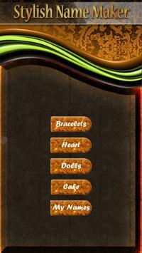 Stylish Name Maker screenshot 1