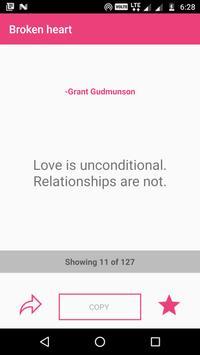 Love Quotes - motivation quotes - good morning apk screenshot