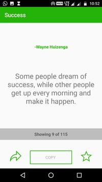 Quotes for Whats app apk screenshot