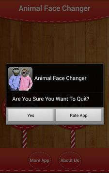 Animal Face Changer 2017 apk screenshot