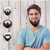 Beard Styles Photo Editor 2017 icon
