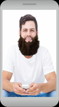 Beard Styles Photo Editor 2017 screenshot 1