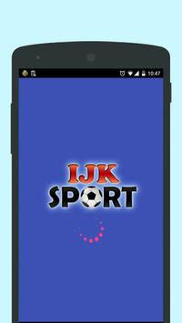 ijk sports poster