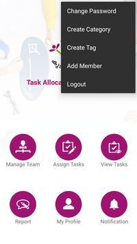 KS Task Allocation screenshot 3
