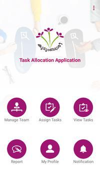 KS Task Allocation screenshot 2