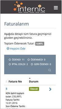 İNTERNİC TELEKOM PANEL apk screenshot