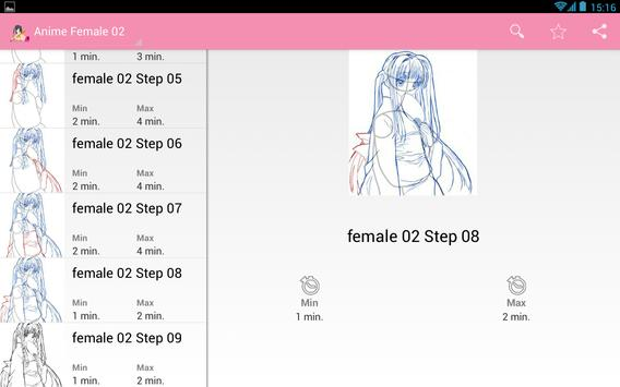 How to draw Bishoujo & Female screenshot 4