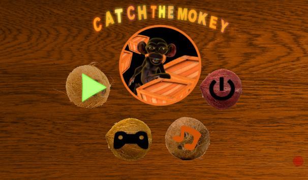CatchTheMonkey poster