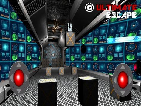 Game to escape. Ultimate Escape Live screenshot 4