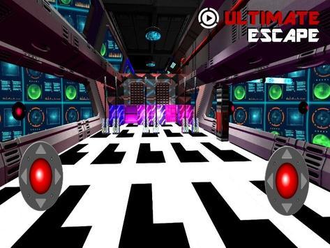 Game to escape. Ultimate Escape Live screenshot 5