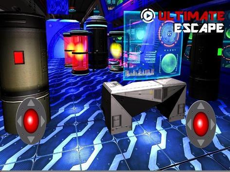 Game to escape. Ultimate Escape Live screenshot 8