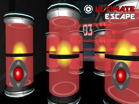 Game to escape. Ultimate Escape Live screenshot 9